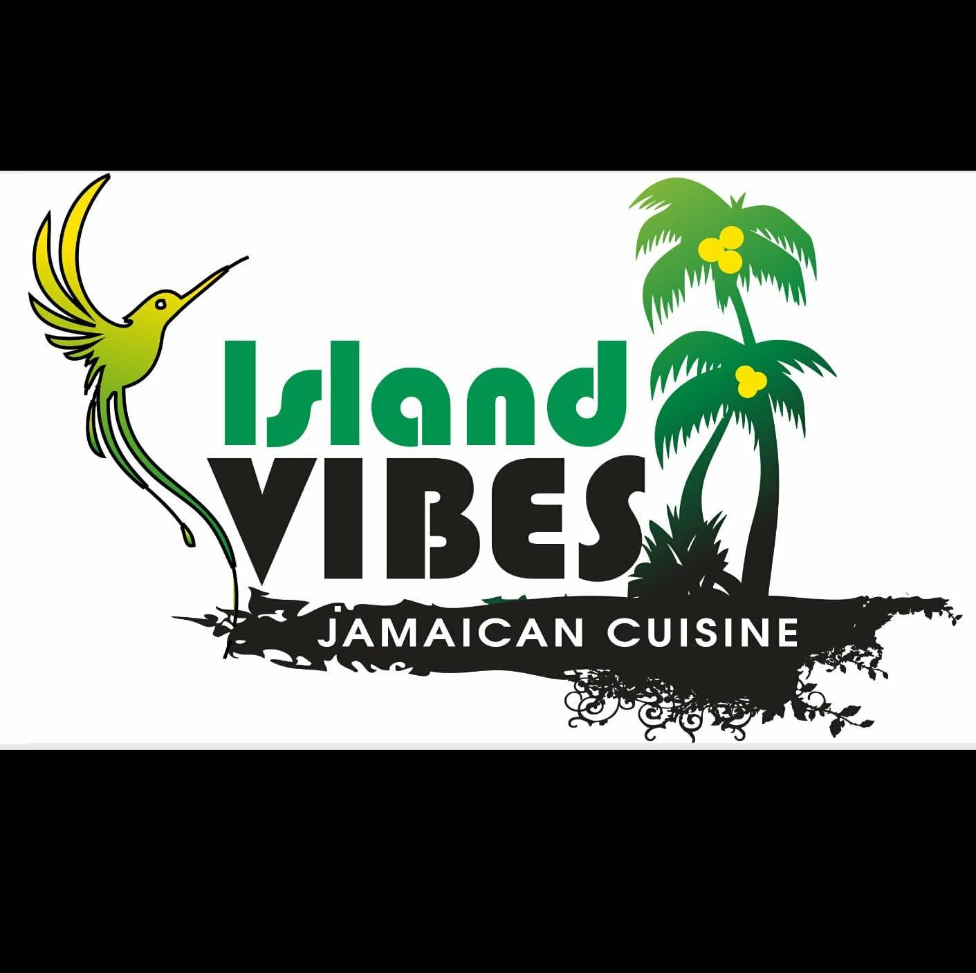 Island Vibes Jamaican Cuisine logo