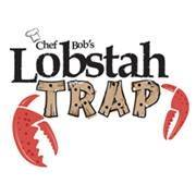 Chef Bob's Lobstah Trap logo