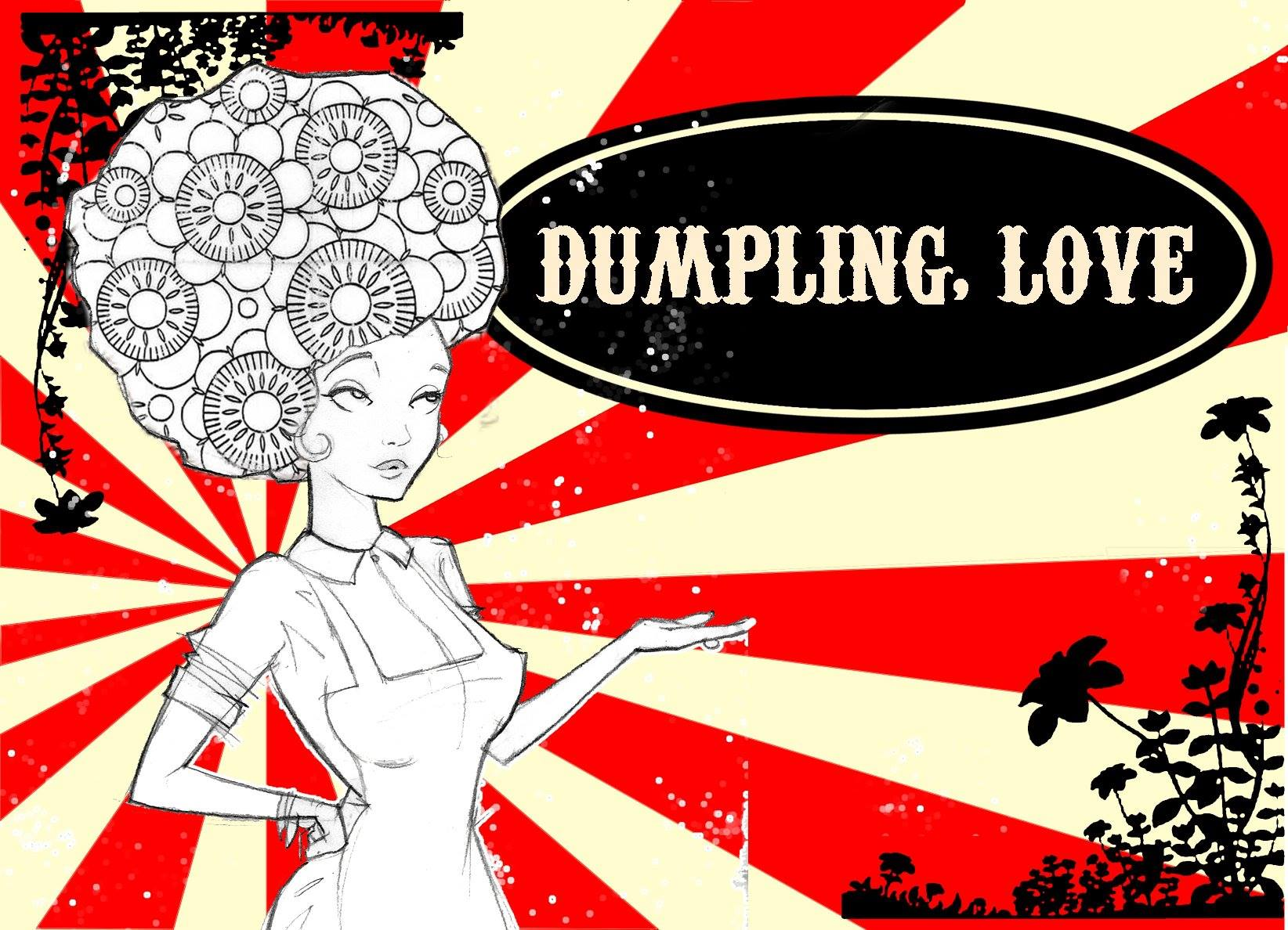 Dumpling Love logo