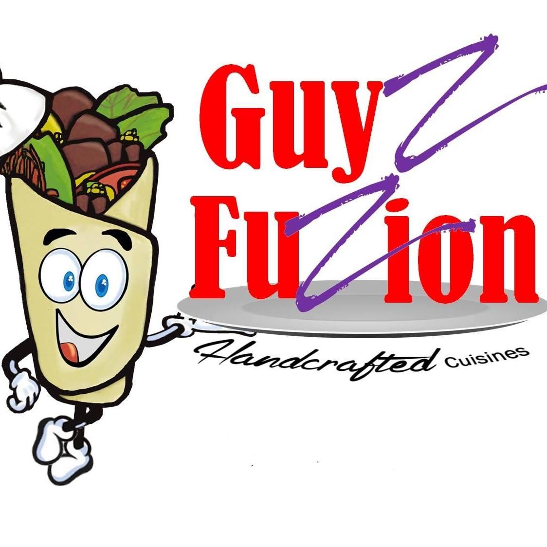 Guyz Fuzion logo