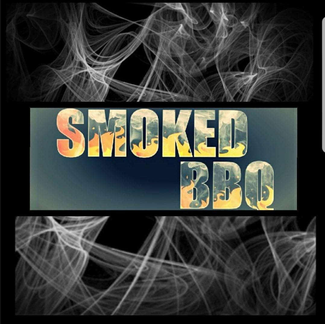 Smoked BBQ logo
