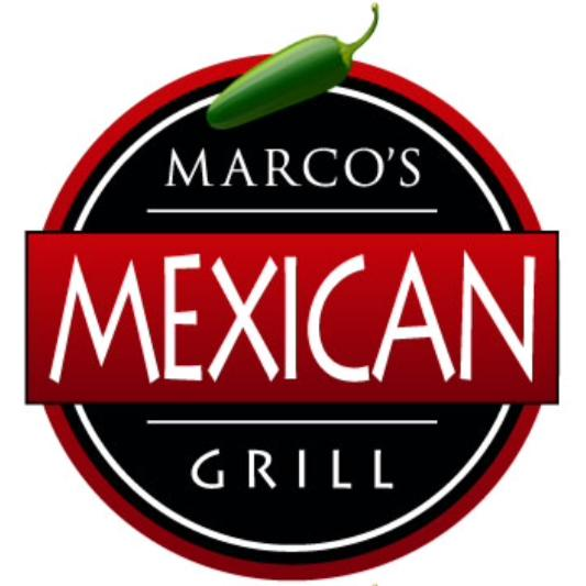 Marco's Mexican Grill logo
