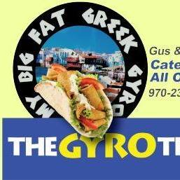 The Gyro Truck logo