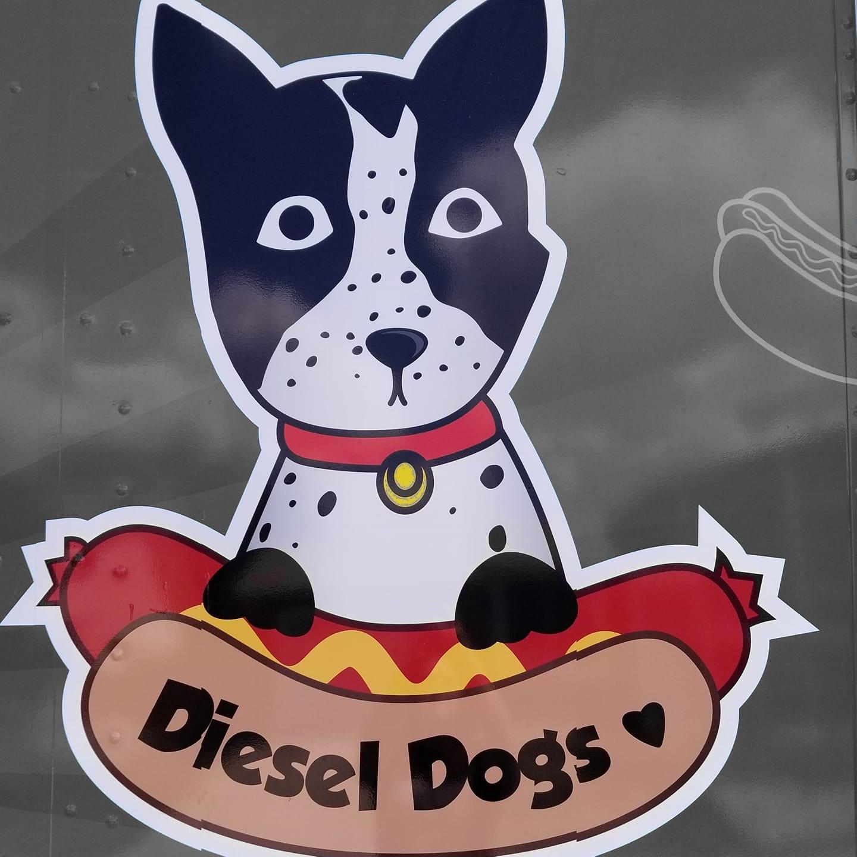 Diesel Dogs logo