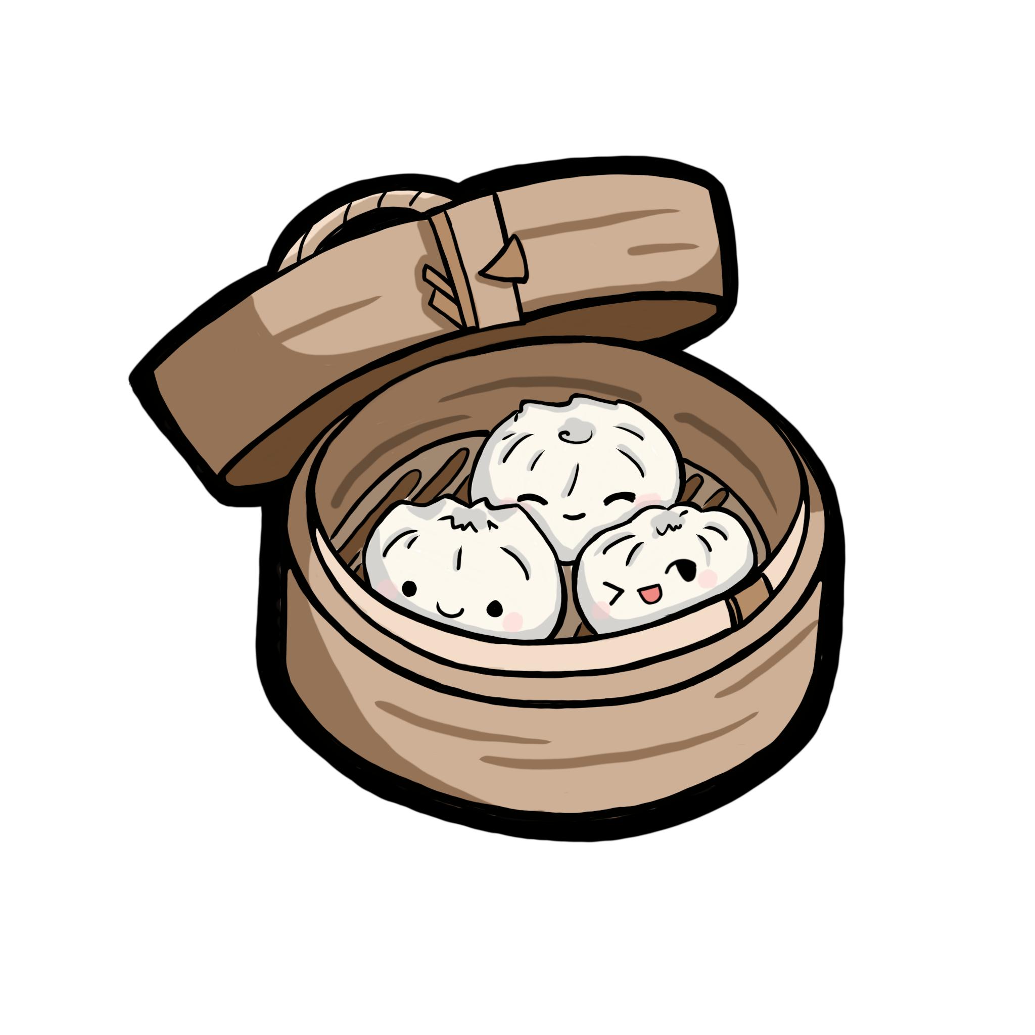 Go Go Bao Food Truck logo