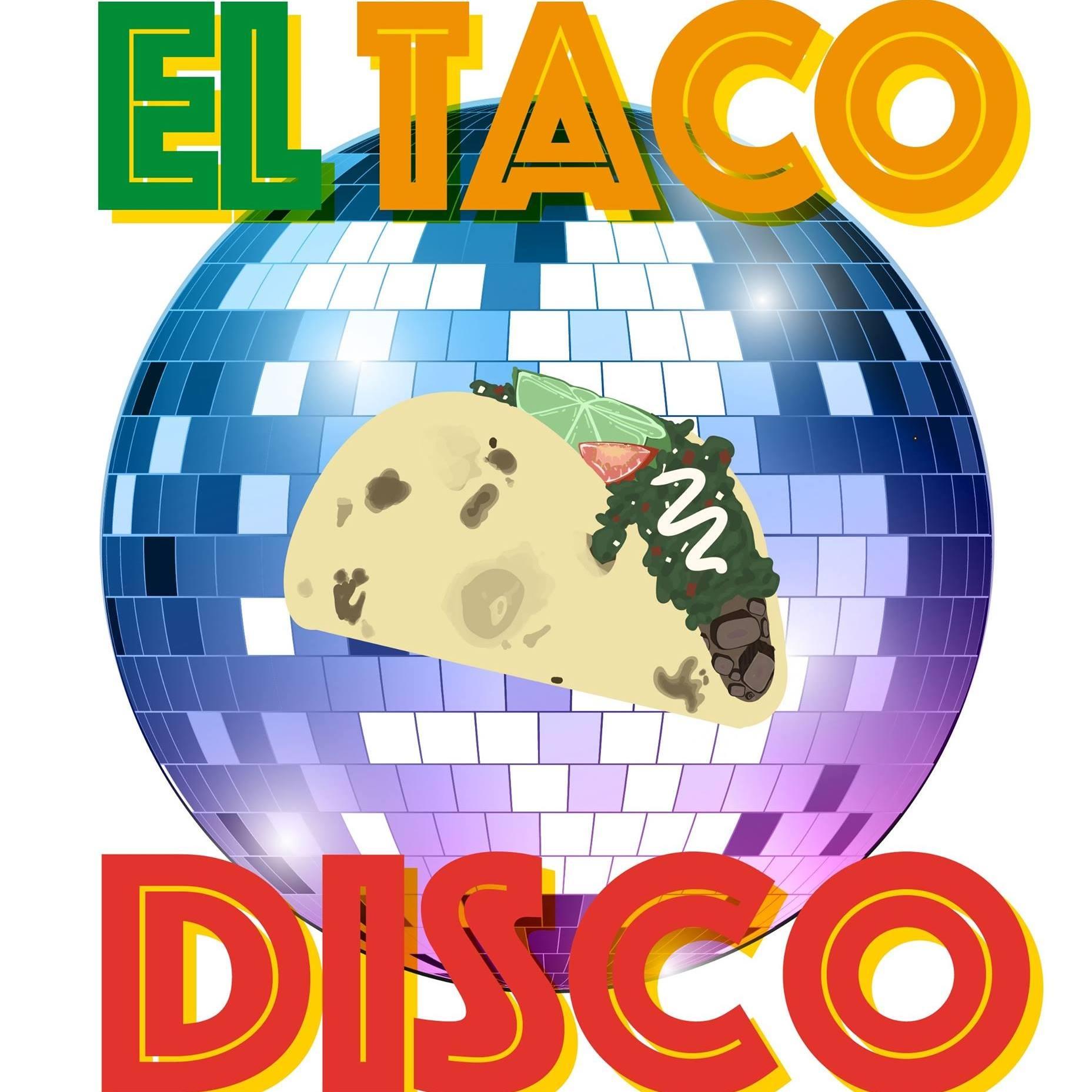 El Taco Disco logo