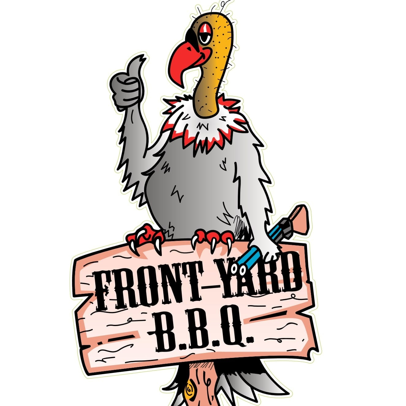 Front Yard Barbecue logo