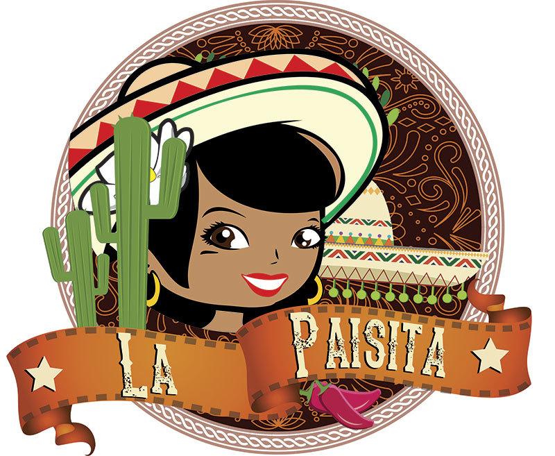 La Paisita Mexican Food logo