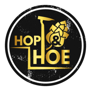 Hop and Hoe logo