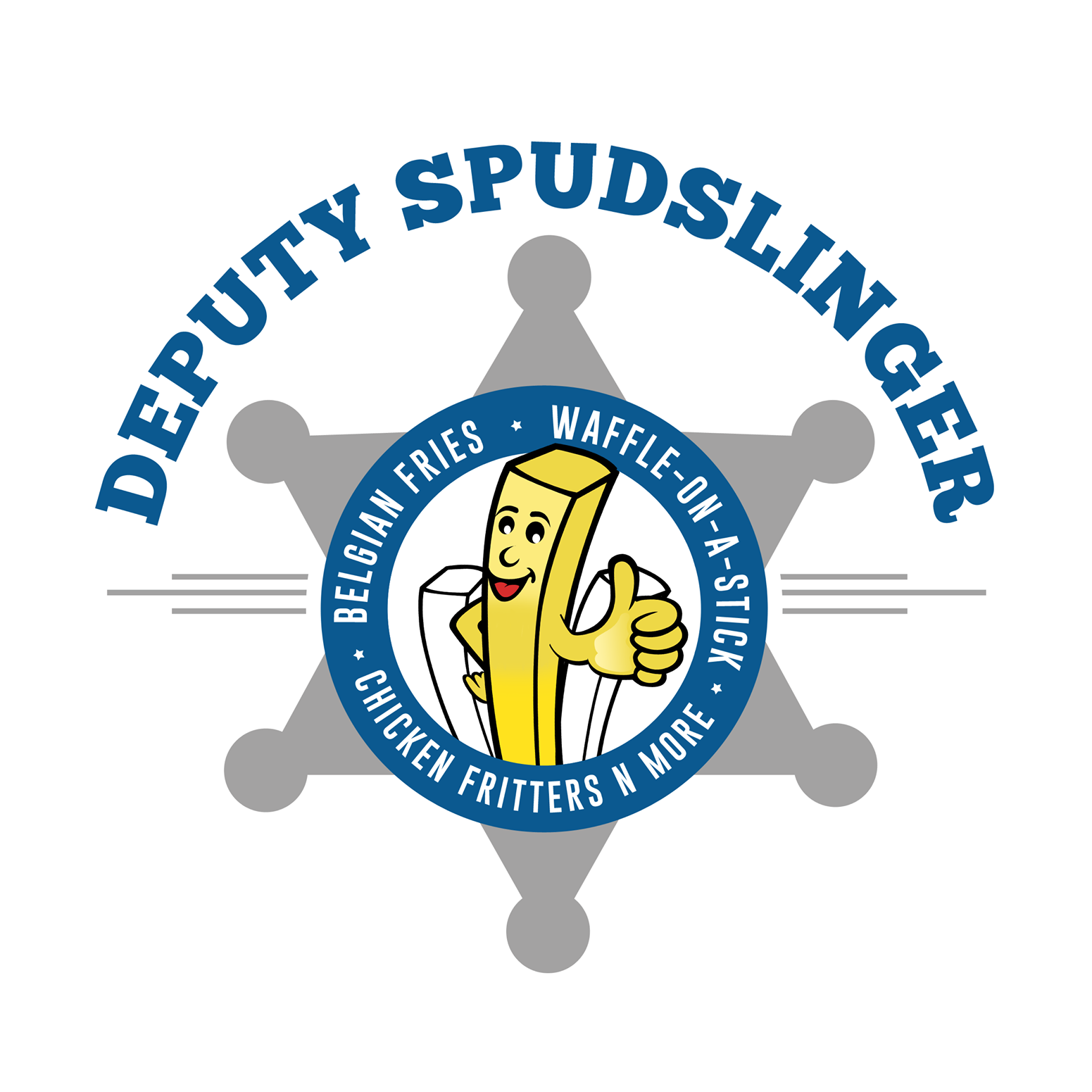 Deputy Spudslinger logo