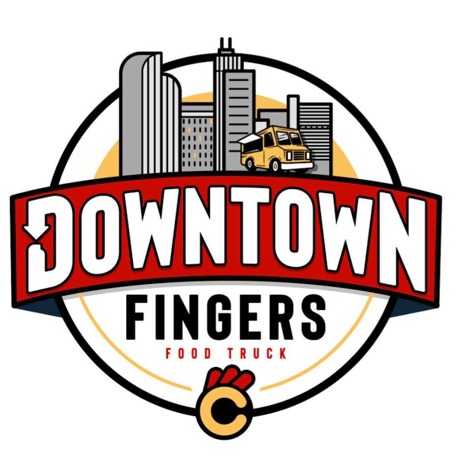 DownTown Fingers logo