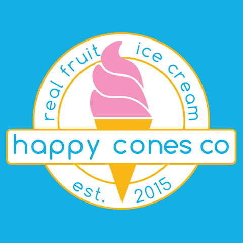 Happy Cones logo