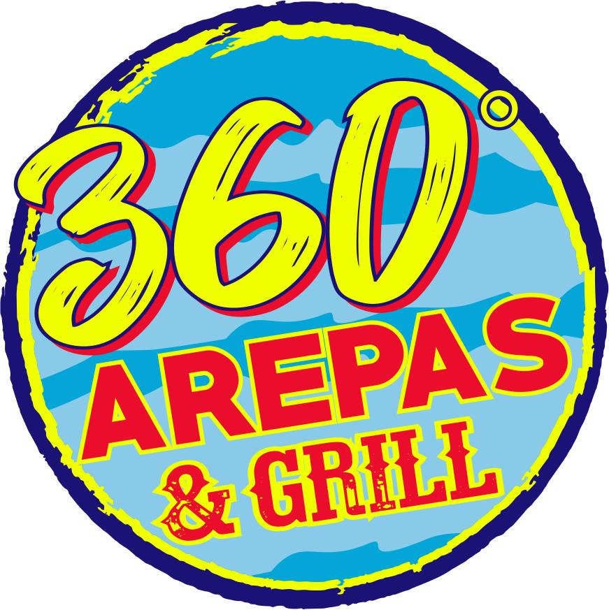360 Arepas logo