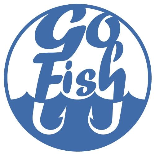 Go Fish Food Truck logo