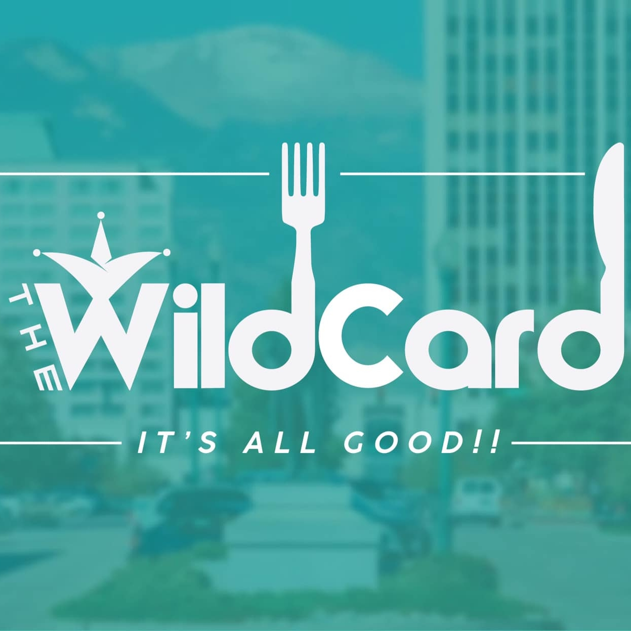 The Wild Card logo