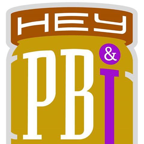Hey PB&J logo