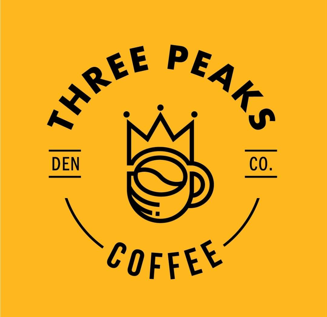Three Peaks Coffee logo