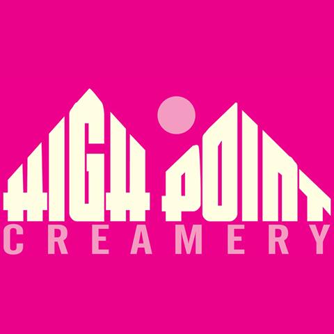 High Point Creamery logo