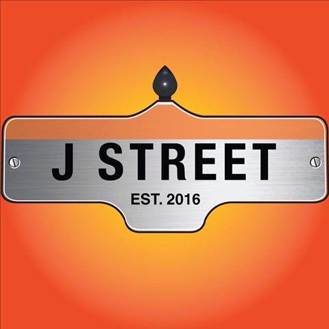 J Street Food Truck logo