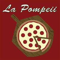 La Pompeii Pizza logo