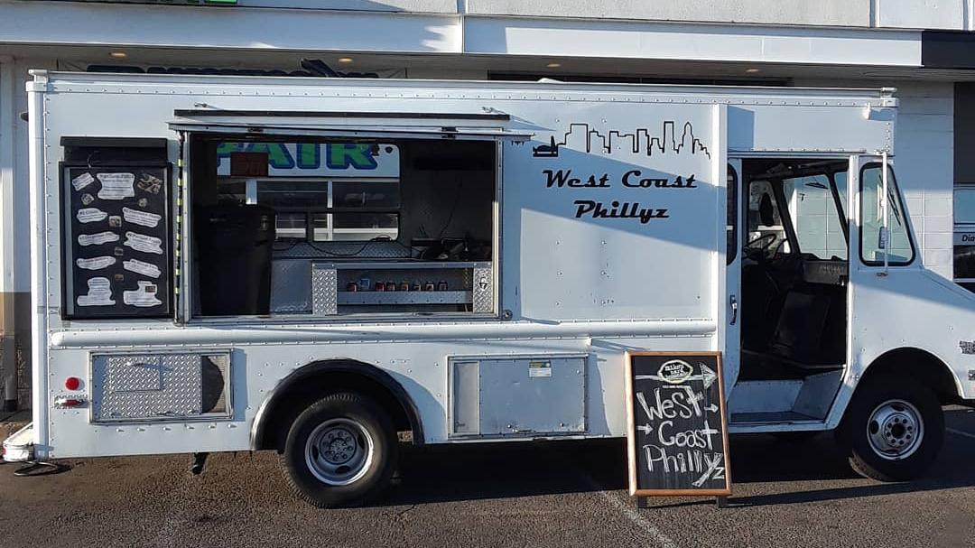 West Coast Phillyz - Food Truck Portland, OR - Truckster