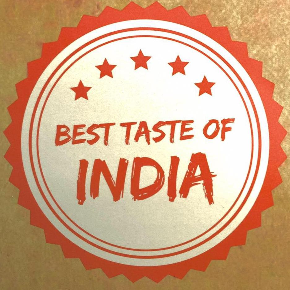 Best Taste of India logo