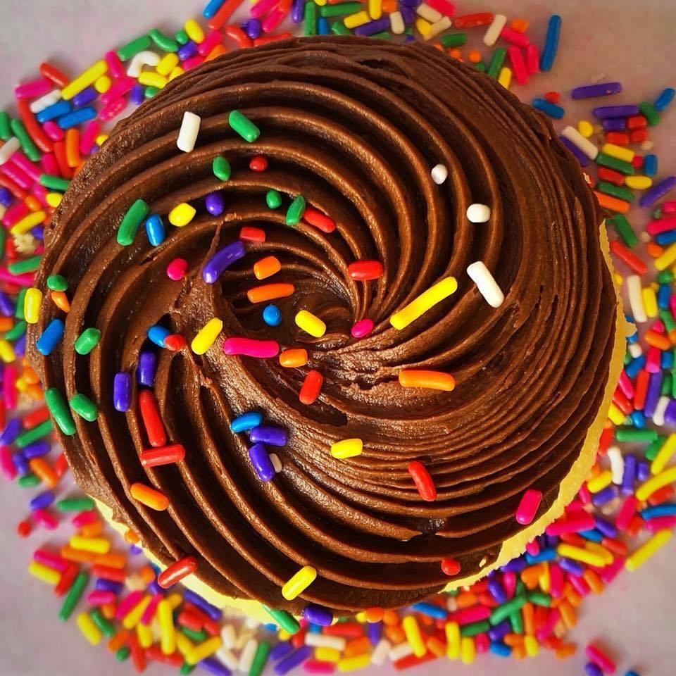 Hey Cupcake! logo