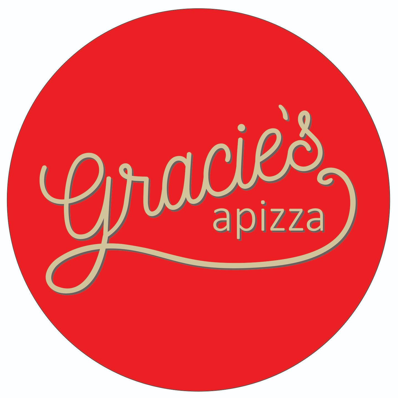 Gracie's Apizza logo