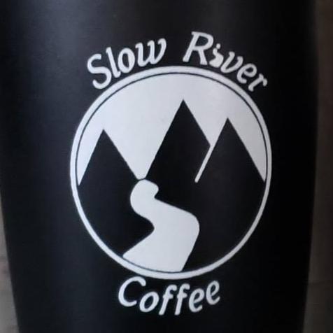 Slow River Coffee logo