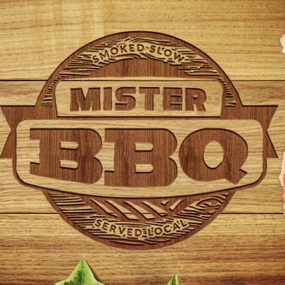 Mister BBQ logo