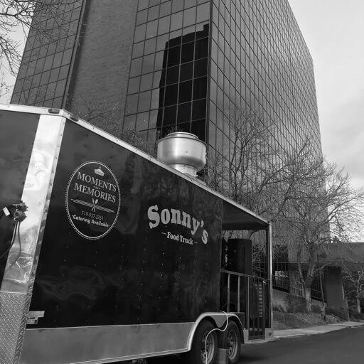 Sonny's Food Truck logo