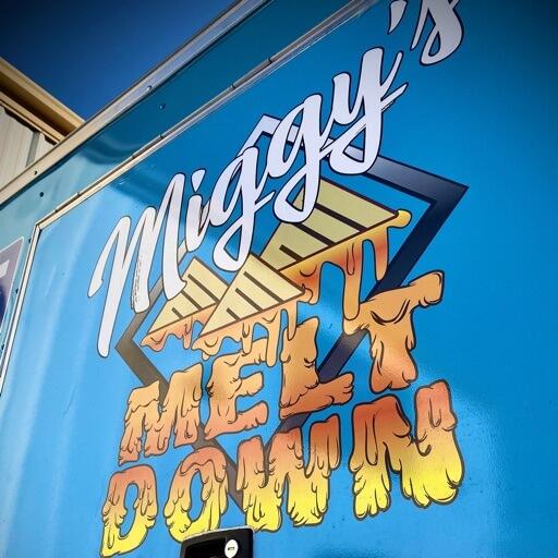 Miggy's Meltdown logo