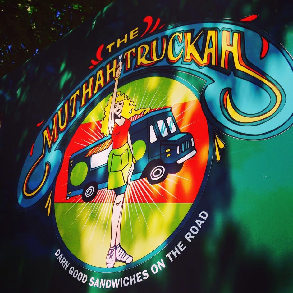 The Muthah Truckah logo