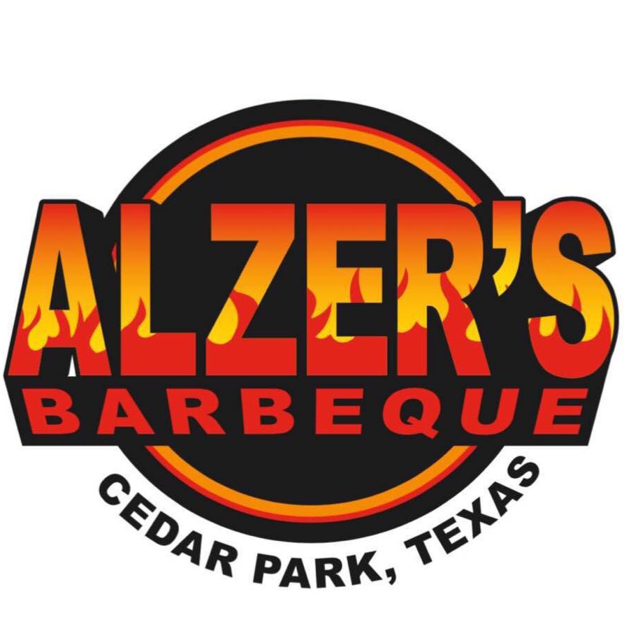 Alzer's BBQ logo