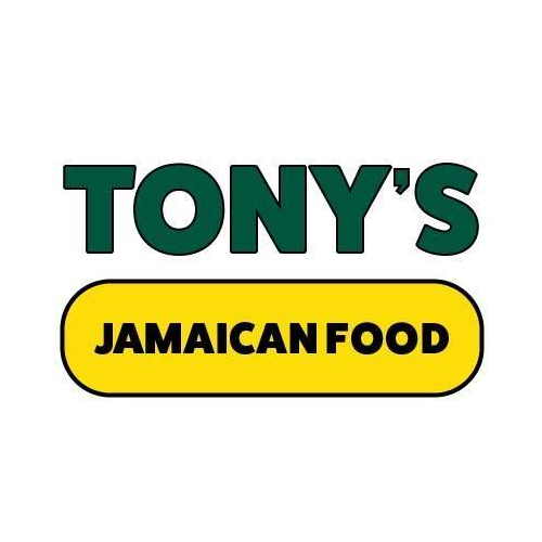 Tony's Jamaican Food logo
