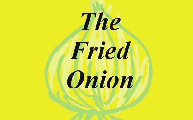 The Fried Onion logo