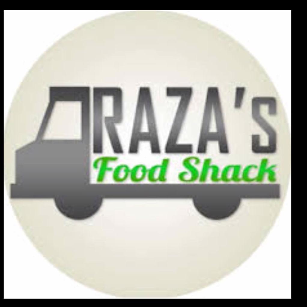 Raza's Food Shack logo