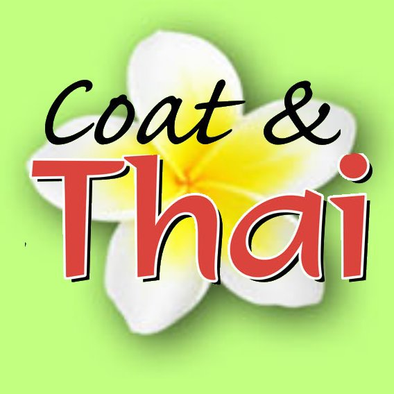 Coat and Thai logo