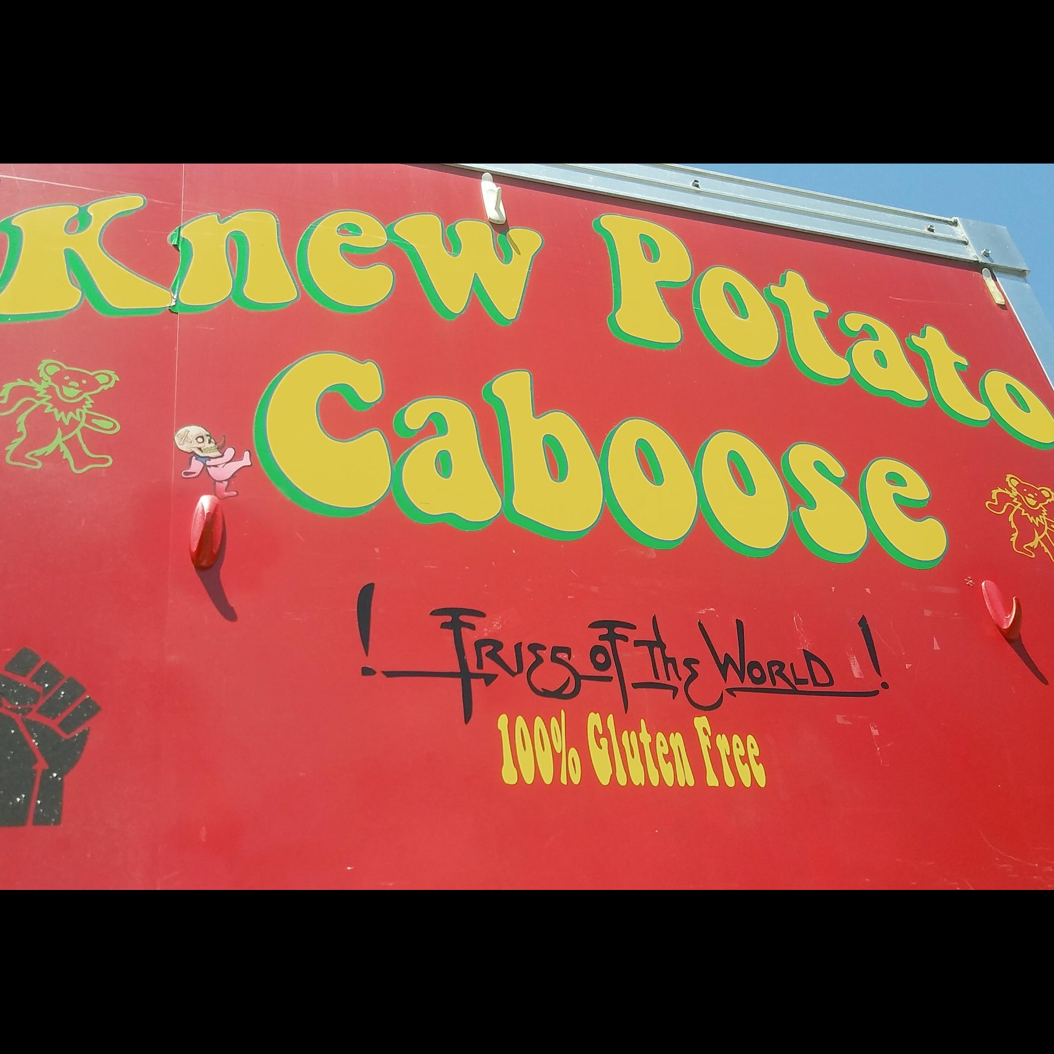 Knew Potato caboose logo