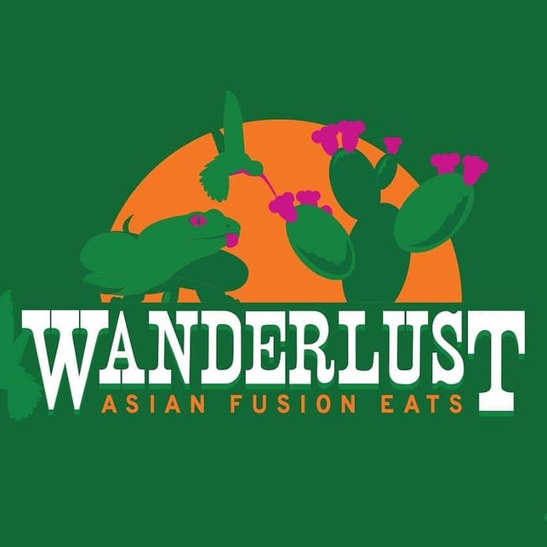 WANderlust Asian Fusion Eats logo