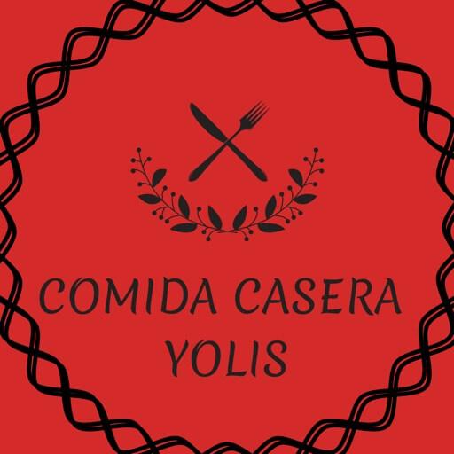 Comida Casera Yolis logo