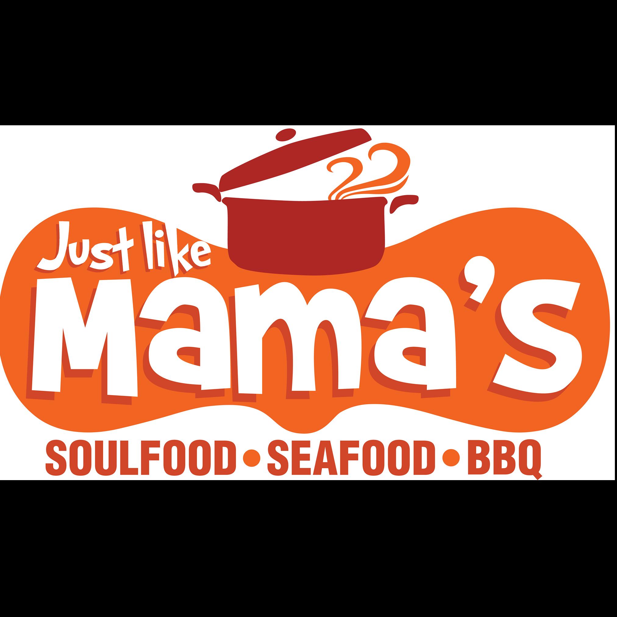 Just Like Mama's Soul Food logo