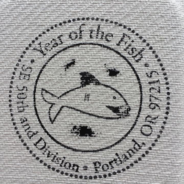 Year of the Fish logo