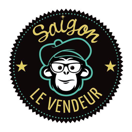 Saigon Le Vendeur logo