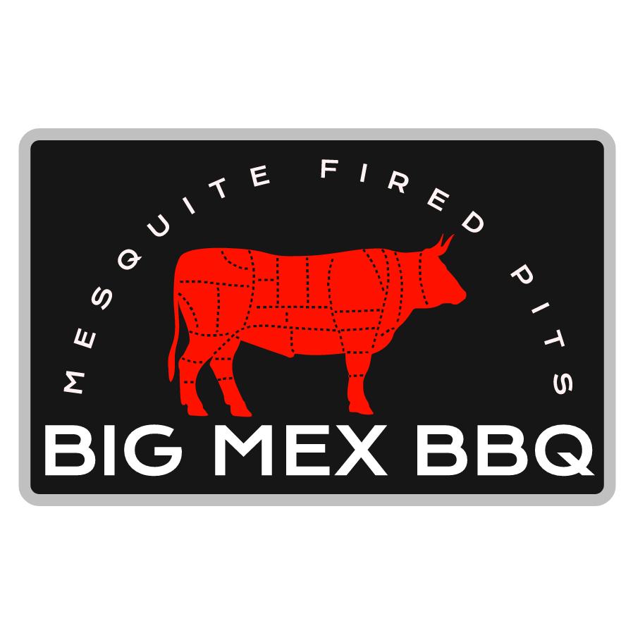 Big Mex BBQ logo
