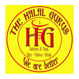 The Halal Gurus logo