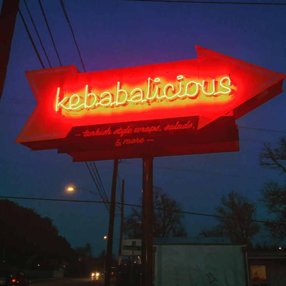 Kebabalicious logo