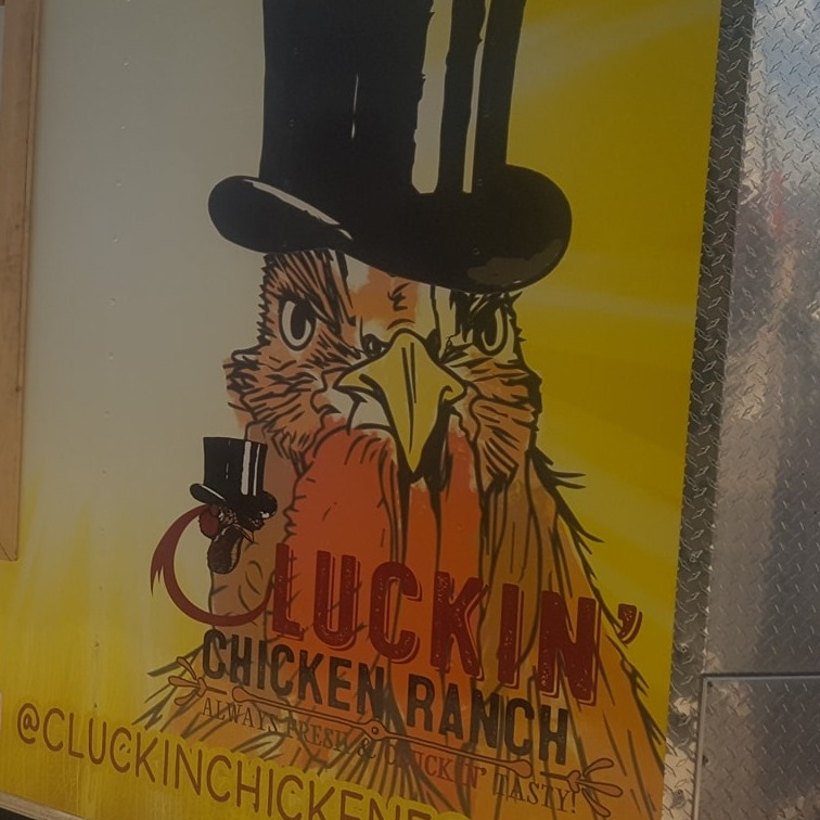 Cluckin' Chicken logo