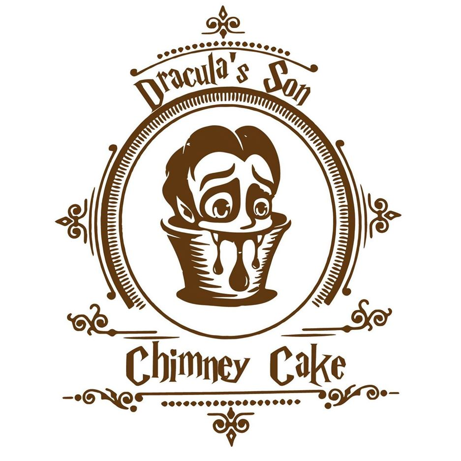 Dracula's Son Chimney Cakes logo