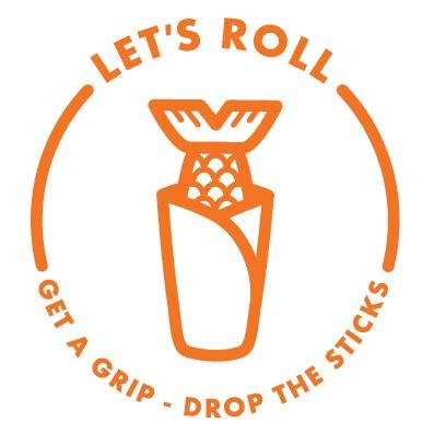 Lets Roll logo